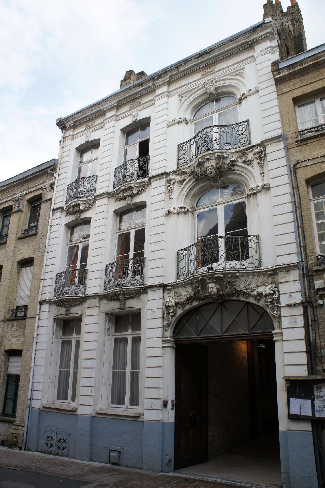 bureau rue raffet