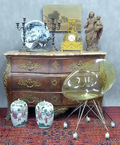 Mobilier et objets XVIIIème à nos jours