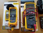 2 mesureurs de température FLUKE type T3000FC et 3000FC.