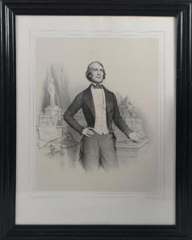 ROBERT-HOUDIN (Jean-Eugène, 7 décembre 1805  - 13 juin 1871). Robert-Houdin.