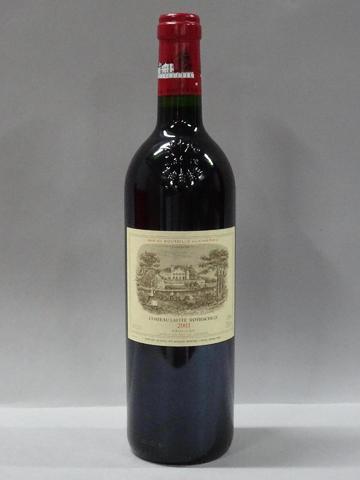 PAUILLAC, Château Lafite Rothschild 2001 (1 bouteille)