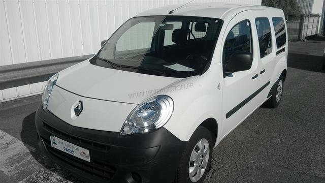 RENAULT KANGOOII CABINE 1.5 DCI 90 MAX - Energie : GO - Couleur :