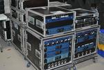 8 processeurs TURBOSOUND LMS 24 + 2 processeurs TURBOSOUND LMS 26