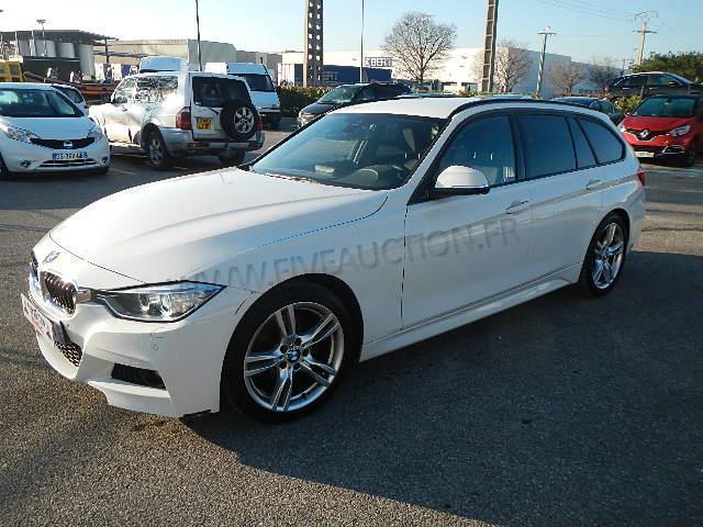 BMW SERIE 3 TOURING 320 DA 184CH - Energie : GO - Couleur : BLANC