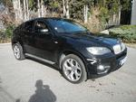 BMW X6 3.5 DA 286 CH - Energie : GO - Couleur : NOIR - Kilométrage