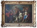 70- Mattheus TERWESTEN (1670-1757) Minerve, Vénus, Vulcain, Mercure