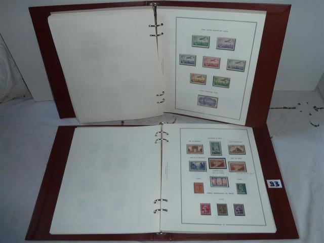 Nxx/x/(x)/Ob. - France - Collection de Timbres entre les Origines