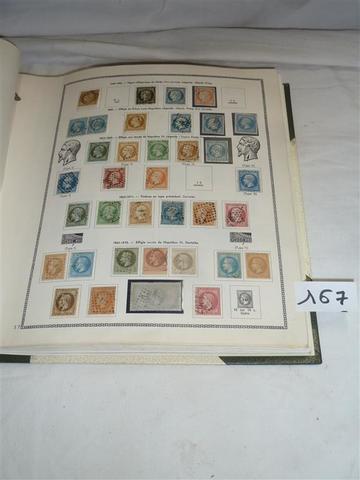 Nxx/x/Ob. - France - Collection de timbres à partir des origines