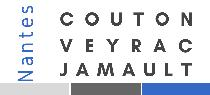 logo COUTON VEYRAC et COUTON VEYRAC JAMAULT
