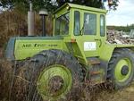 Tracteur agricole MERCEDES MB TRAC 1500 Date de 1ère mise en circulation: