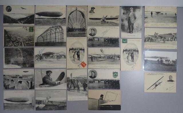 DEPARTEMENT TARN - ALBI - AVIATION - 24 CPA: L'aviateur René Fauré