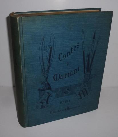 COLLECTIF MARIANI. Contes à Mariani par Paul Arène, L. de Beaumont,
