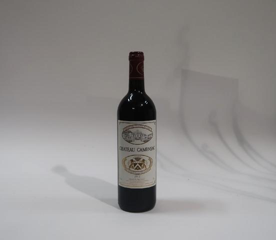 1* bouteille de château Camensac, Haut Medoc, 2002
