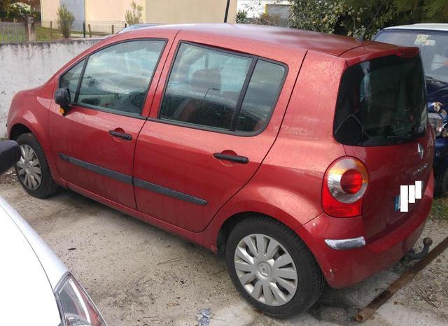 Renault Modus - Date de première  immatriculation : 13.09.2004 -