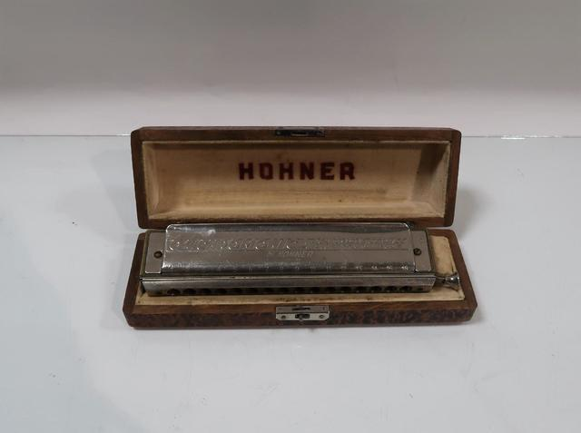 Harmonica de marque HOHNER. Années 1950/1960