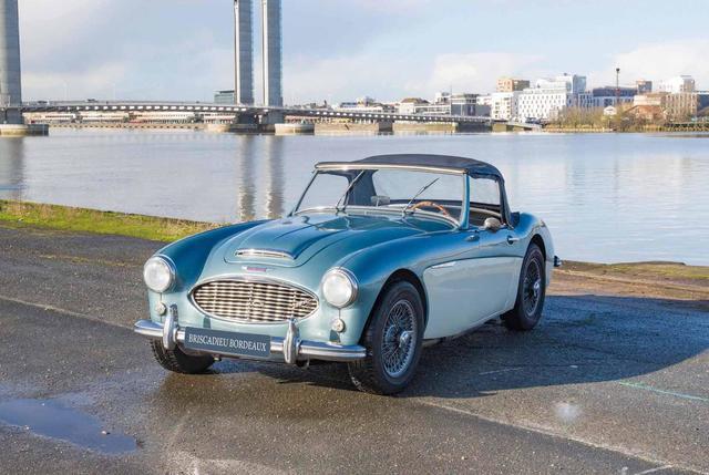 AUSTIN HEALEY  Roadster 100/6 2 places type BN6 du 01/01/1959, n°
