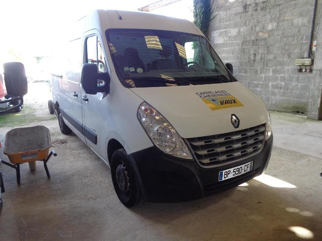 RENAULT MASTER n° BP-590-CF
