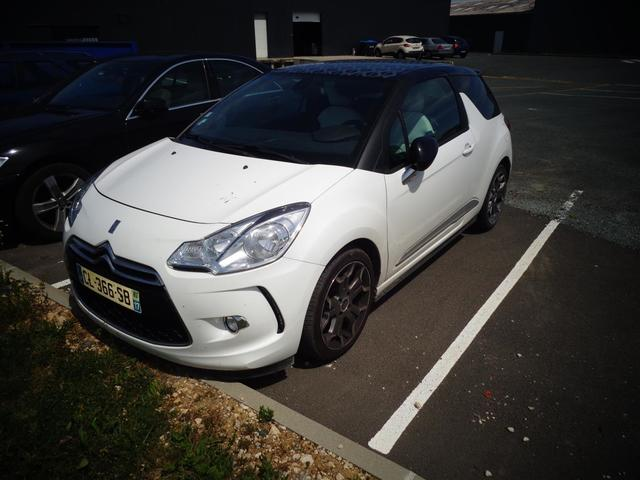 CITROEN DS3 1.6 e-HDI 110 AIRDREAM, 1ère mise en circulation 11/10/2012,