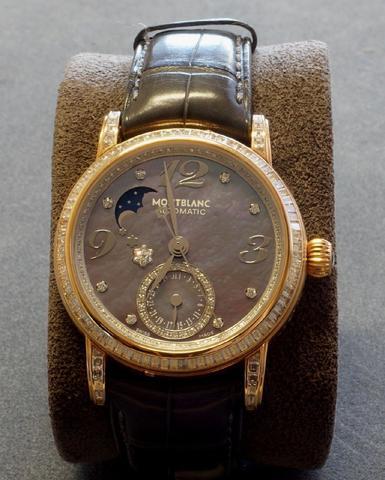 MONTBLANC. Collection Star. Modèle Star Lady Gold Edition limitée
