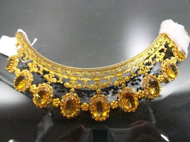 D'un ensemble de bijoux