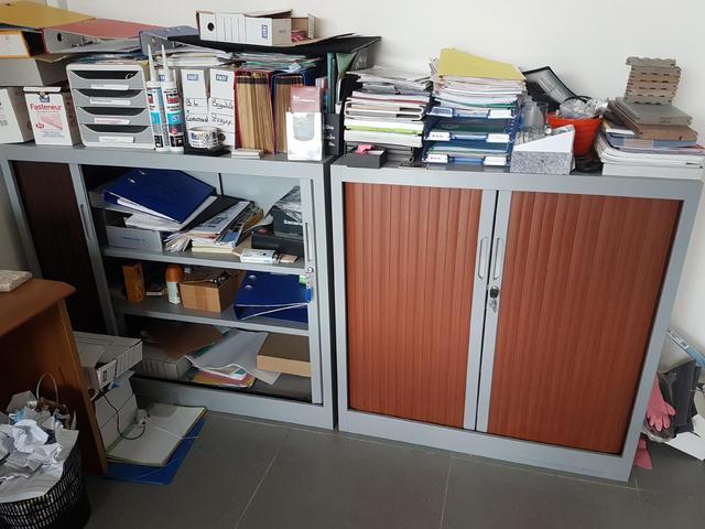 Mobilier et matériel de bureau