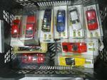 Lot de voitures miniatures : SOLIDO