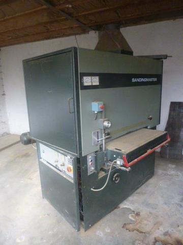 Ponceuse Sandingmaster CSB-2-900 1697H