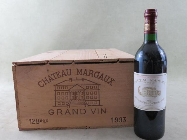 Château Margaux 1993 (Rouge). 8 B.