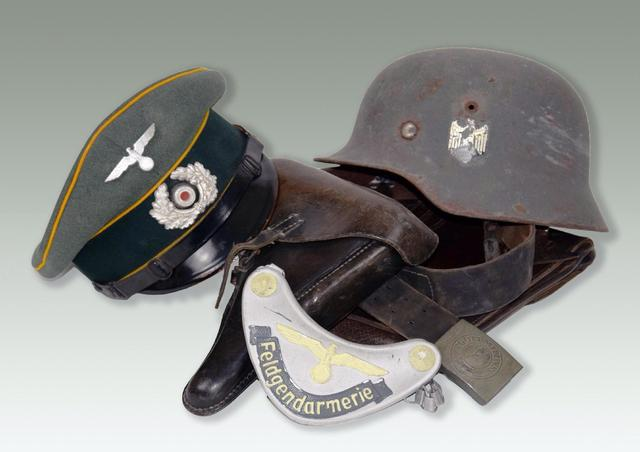 Vente Militaria (en cours de préparation)