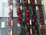 19 Véhicules de pompier présentées dans 5 boites