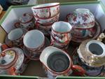 - Service à café en porcelaine du Japon