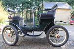 DE DION – Bouton 1898 type D Vis-à-visTRES RARE ! Seulement 4