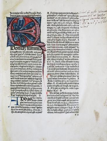 (Incunable) OSIMO Niccolo - Supplementum Summæ Pisanellæ Venise,