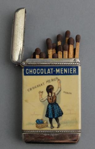 Firmin BOUISSET (1959-1925), d'après, pour CHOCOLAT MENIER - ETUI