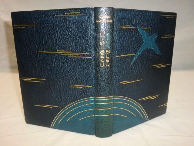 MAETERLINCK : L'oiseau bleu; Paris, Piazza, 1931 ; 1 vol in 8, rel