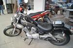 CL Bon scooter KYMCO super 850 , imm AM 782 D,  Type: CK50QT-6CK50QT-6B,