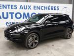 CAYENNE TURBO S PORSCHE CAYENNE TURBO S - Energie : EH - Couleur :