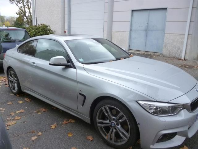 SERIE 420 d M sport BMW SERIE 4 3C3P116A240000 - Energie : GO - Kilométrage