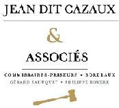 logo GERARD SAHUQUET & CIE SELARL et JEAN DIT CAZAUX ET ASSOCIES (Sahuquet -Royère)