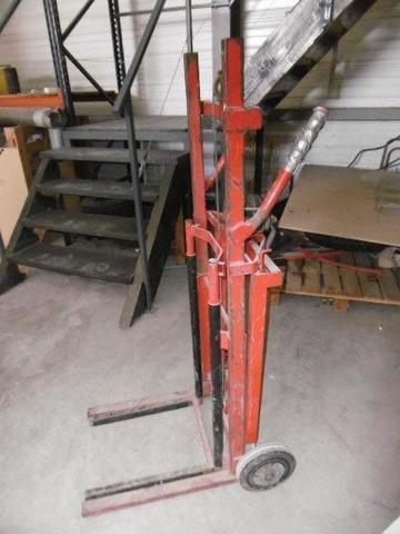 leve meubles hydraulique