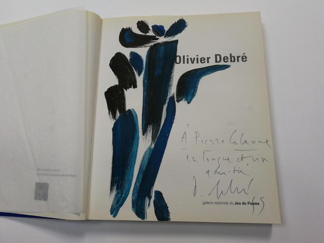 OLIVIER DEBREGalerie Nationale du Jeu de Paume, 1995, in-4 broché,