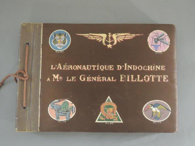 rare album photographique de 1931-1932 réalisé par le service photographique