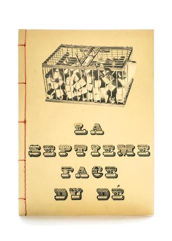 Surréalisme - HUGNET (Georges) & DUCHAMP (Marcel). La Septième Face