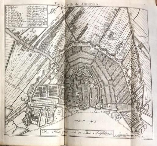 [ATLAS]. LETH (Hendrick de). Nieuwe geographische en Historische Atlas,