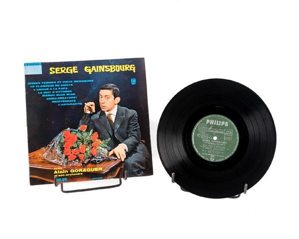 1 disque 33t 25cm original en mono de Serge Gainsbourg - n°2 (Philips)