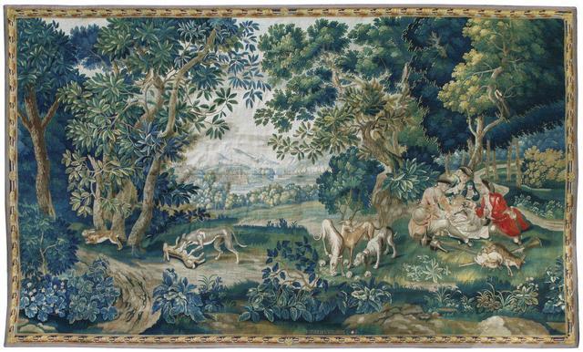LILLE, atelier de la veuve de Guillaume WERNIER (active de 1738 à