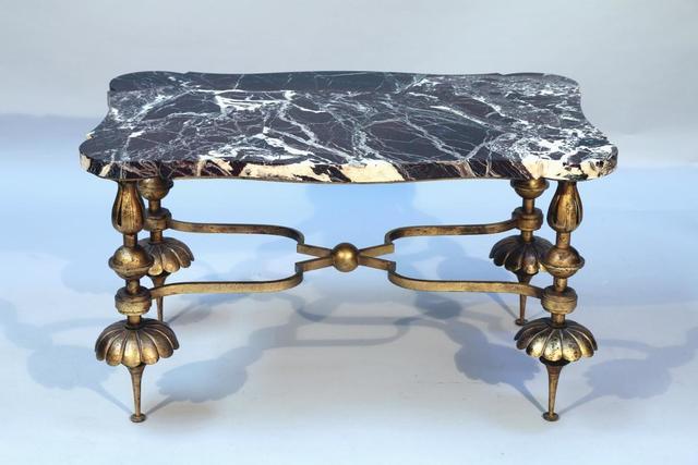 Gilbert POILLERAT (Mer, 1902 - 1988) et Serge ROCHE (1898 - 1988) TABLE