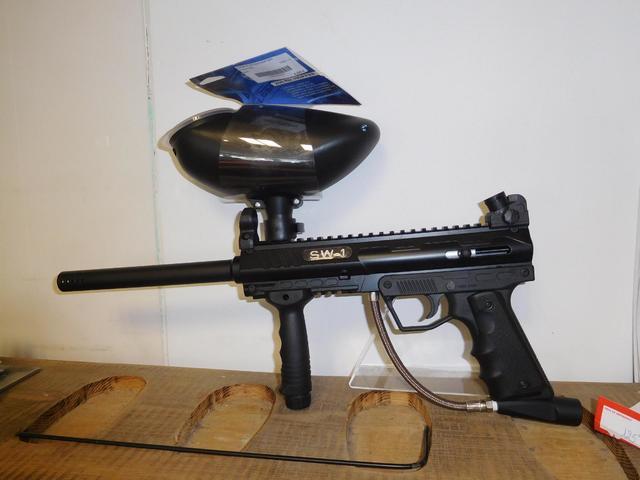 VALKEN - Pistolet de paintball Gen X Global SW1- (Le Commissaire-Priseur
