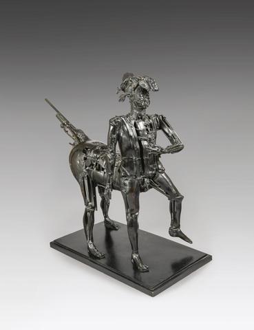 CESAR (1921-1998) Le Centaure, 1983-1987 (Hommage A Picasso) Bronze