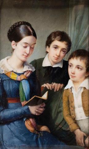 """Etienne BOUCHARDY (Paris, 22 juin 1799 - 21 mars 1850) """" La Petite"""
